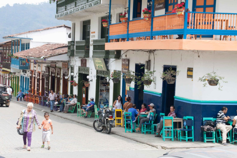 Medellín to Jardín Round-Trip Tour