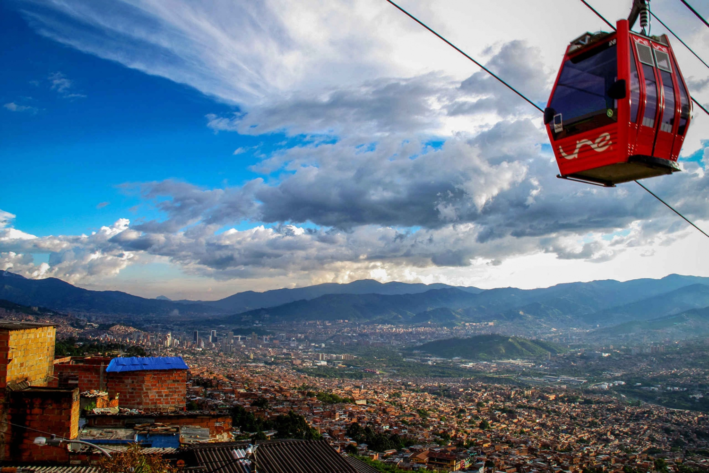 Medellín: Urban Day Tour