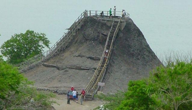 Mud Volcano - El Totumo
