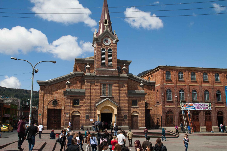 Religious Bogota Tour
