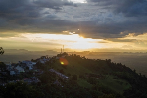 Salento: Quindío Magical Towns Private Tour with Local Lunch