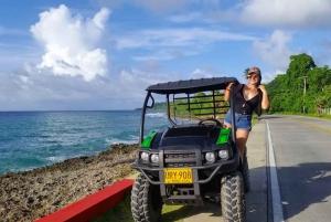San Andres: 2-Seat Golf Cart Rental