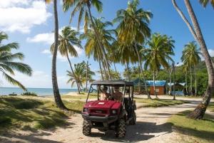 San Andres: 5-Seat Golf Cart Rental