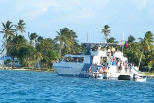 San Andrés: Bahia Yacht Tour