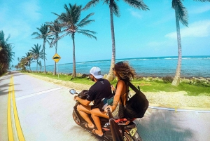 San Andres: Scooter Rental