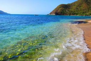 Santa Marta: Cristal Beach Day-Trip