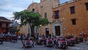 Santo Domingo plaza