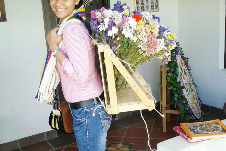 Silletero Flower Tour