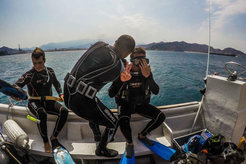Tayrona National Park: Scuba Diving Tour