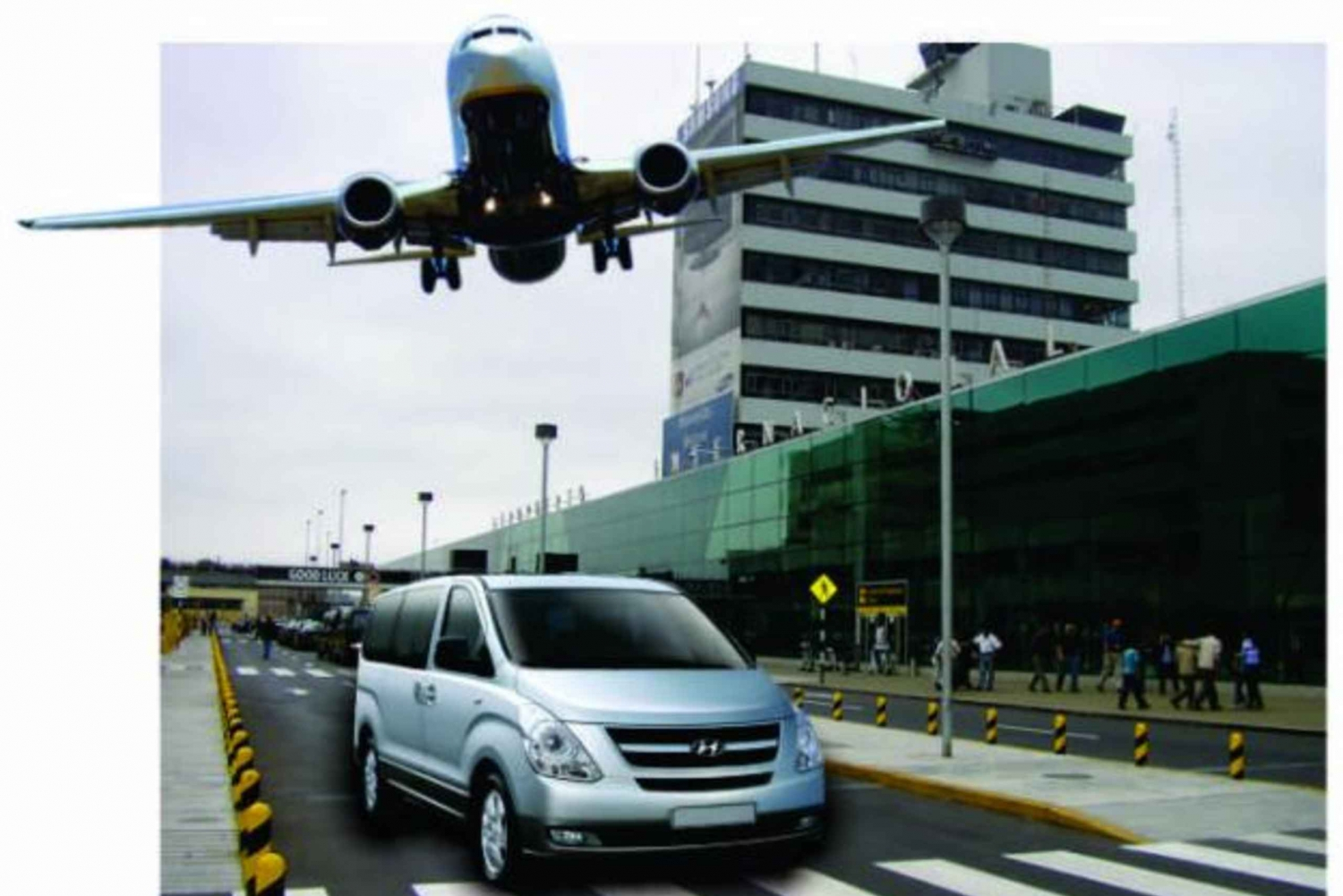 Transfer from Hotels in Cartagena to Cartagena Airport