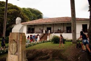 Valle del Cauca Hacienda & Sugar Cane Tour