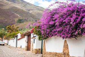 Villa de Leyva Trip by Private Transportation