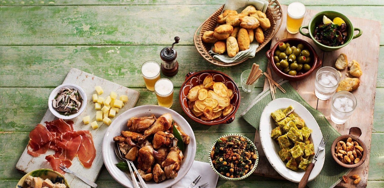 Andalucian Cuisine