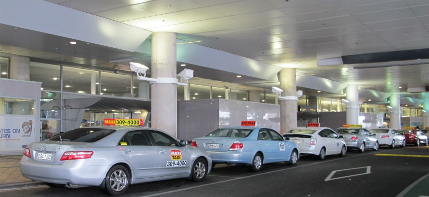 Auckland Airport Transfer