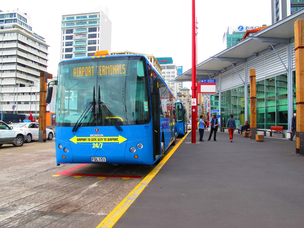 Auckland Buses   My Guide Auckland