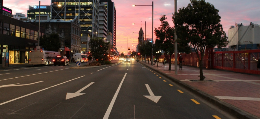Auckland Driving Distances