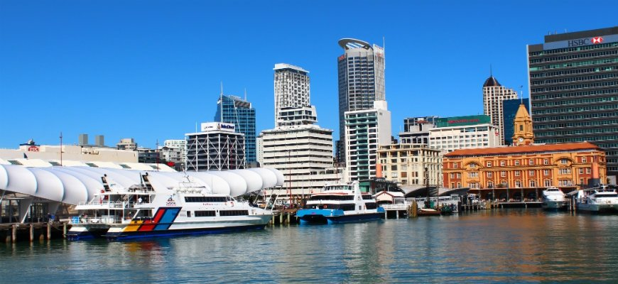 Auckland Ferries My Guide Auckland