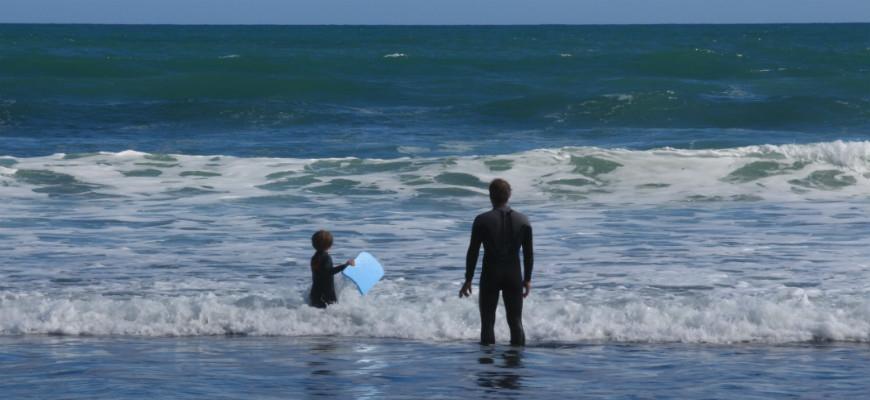 Auckland Surfing