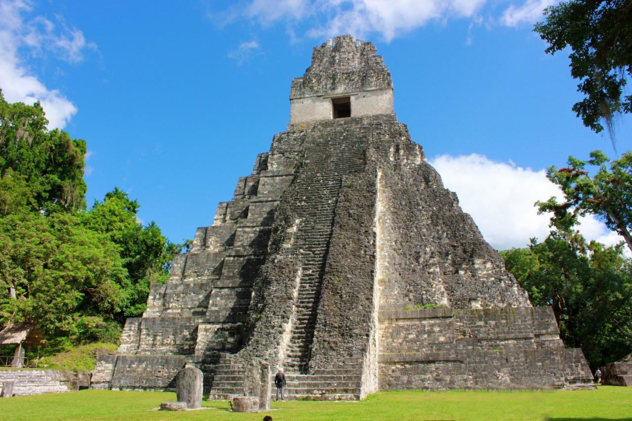 Belize Maya Ruins
