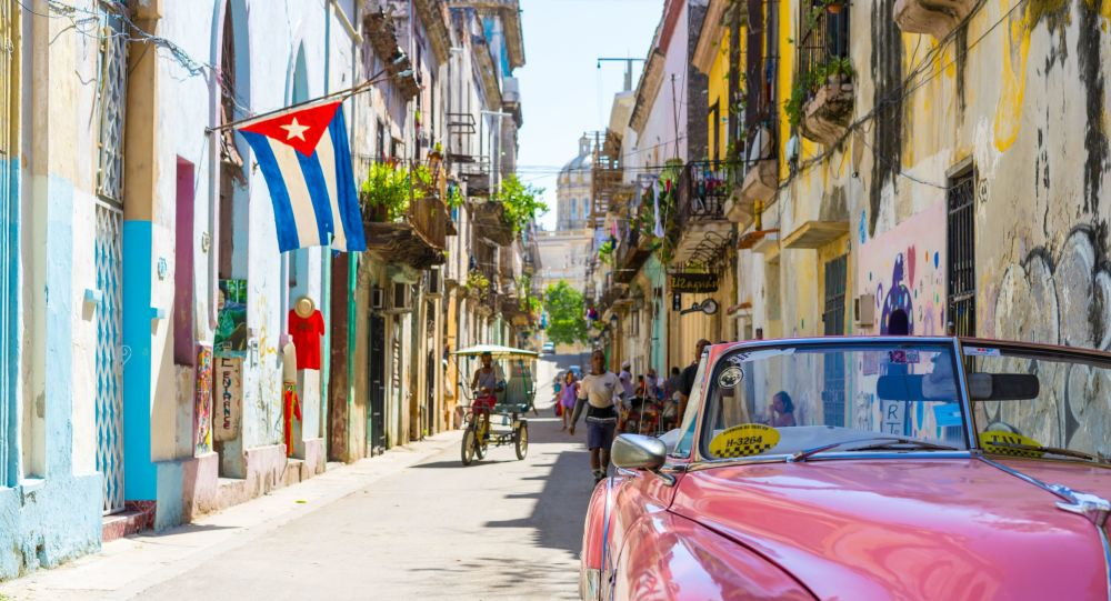 Capital - City of Havana