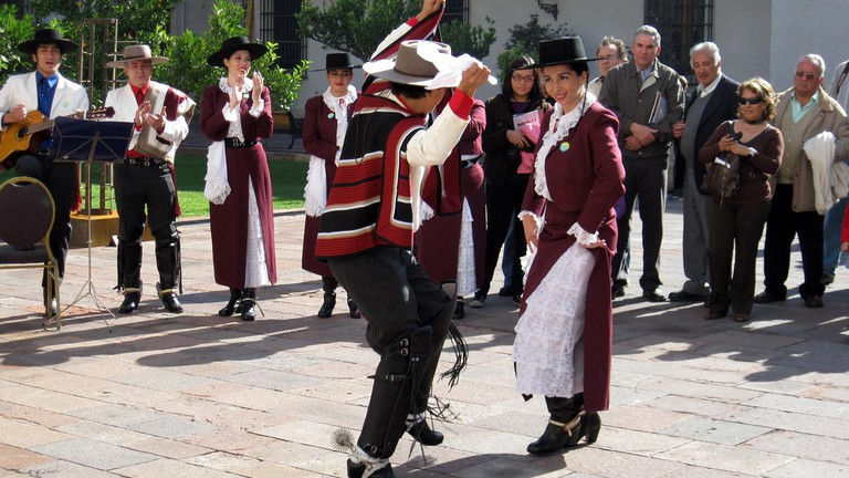 Chile's National Dance: The Cueca