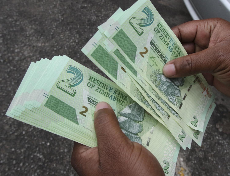 Currency And Exchange My Guide Zimbabwe