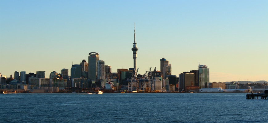 Embassies in Auckland