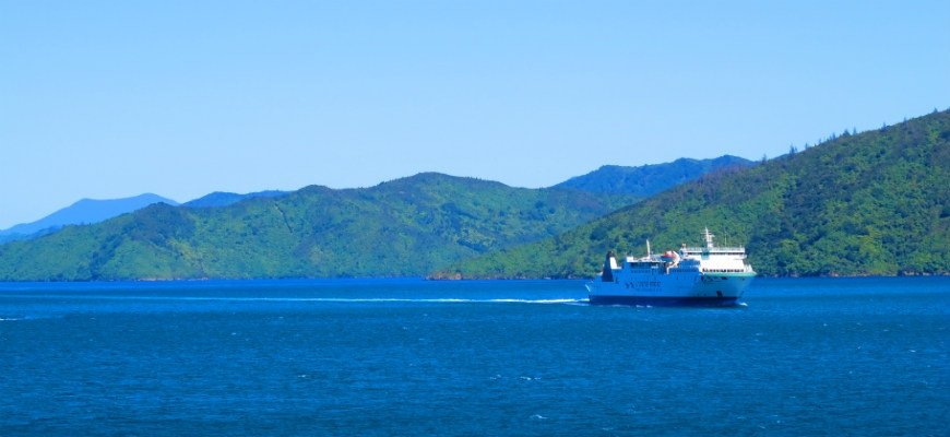 Ferry From Wellington To Picton