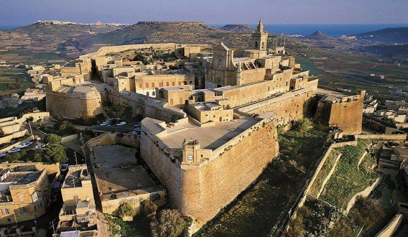 Gozo and Comino