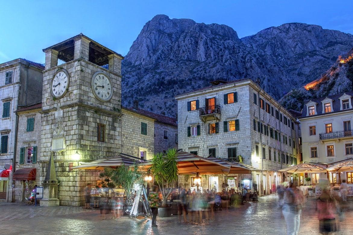 Best Restaurants In Montenegro
