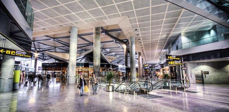 Málaga Airport Arrivals & Departures