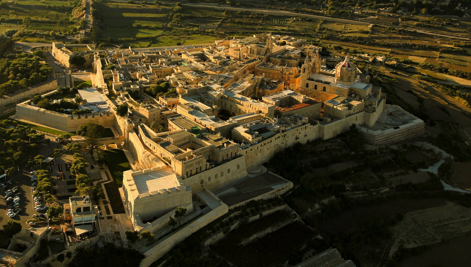 Mdina and Rabat area