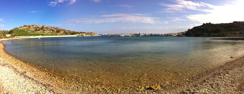 Mistra Bay
