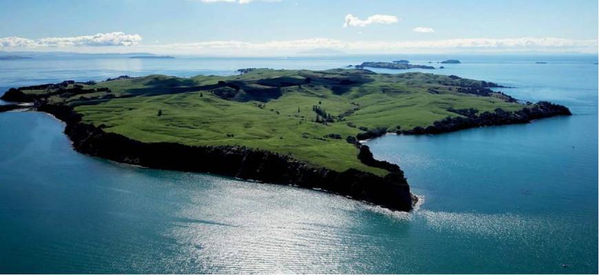 Motutapu Island