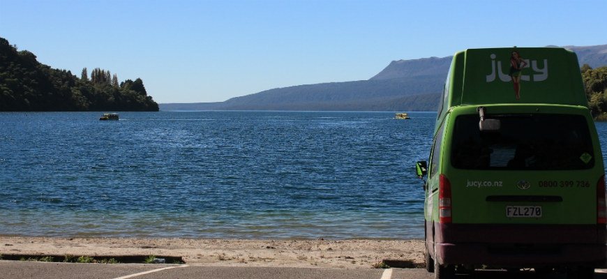 New Zealand Campervan Tips