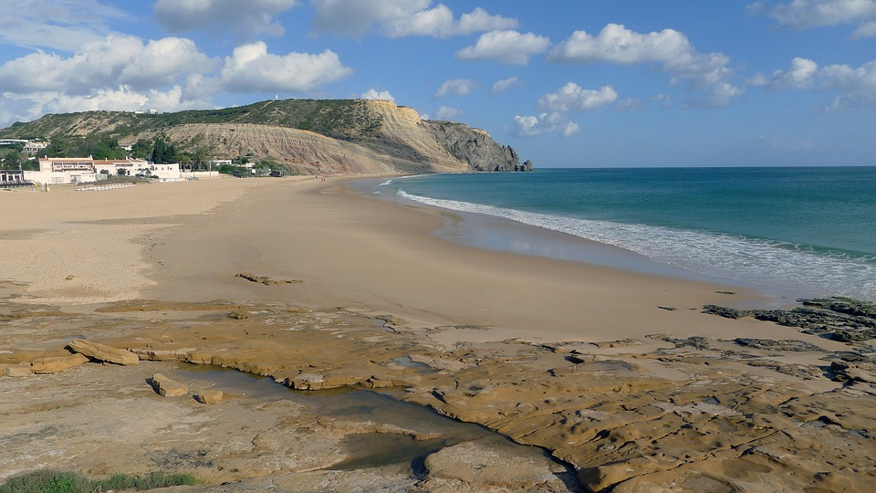 Praia da Luz Beach