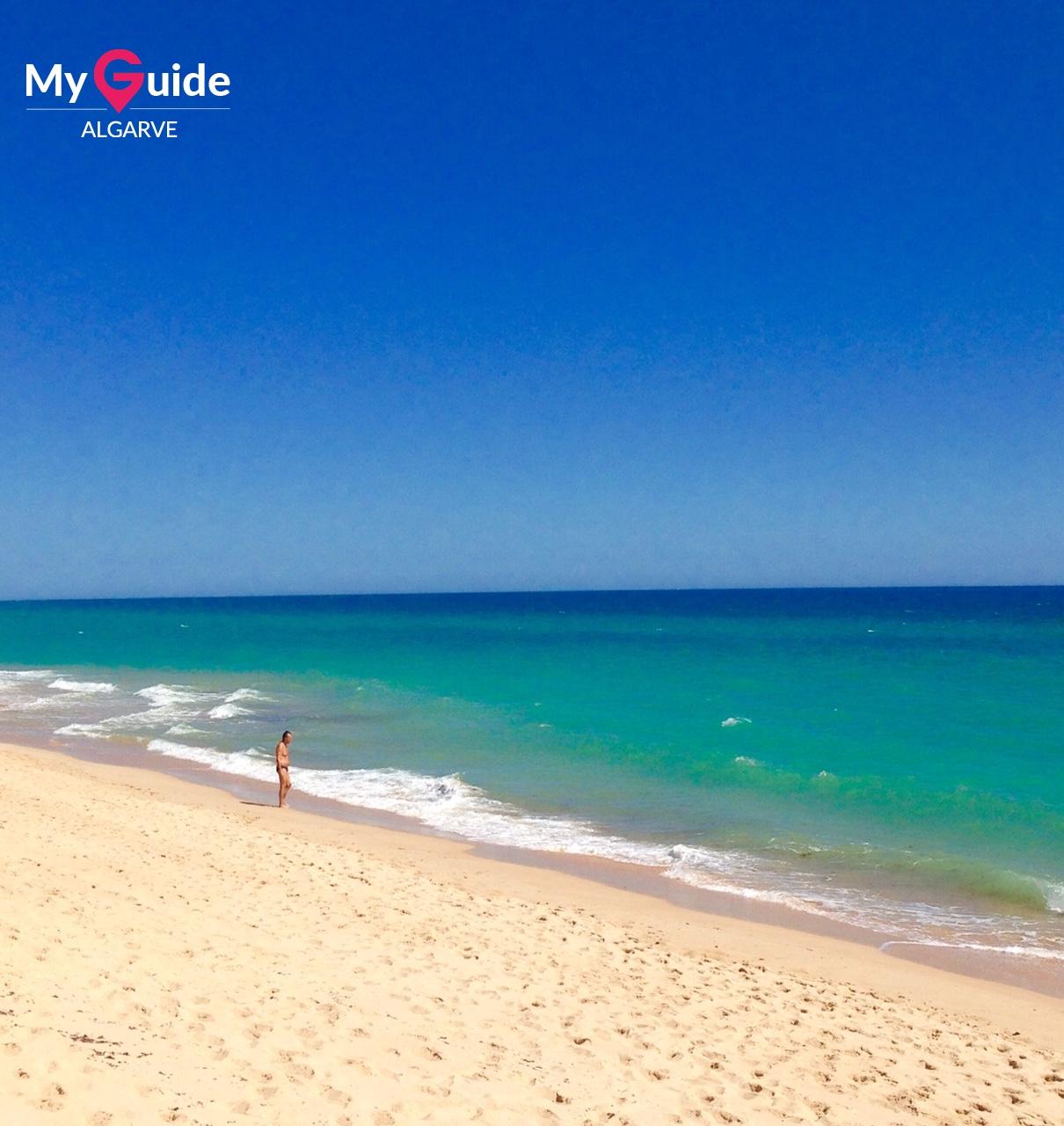 Praia Gale Beach