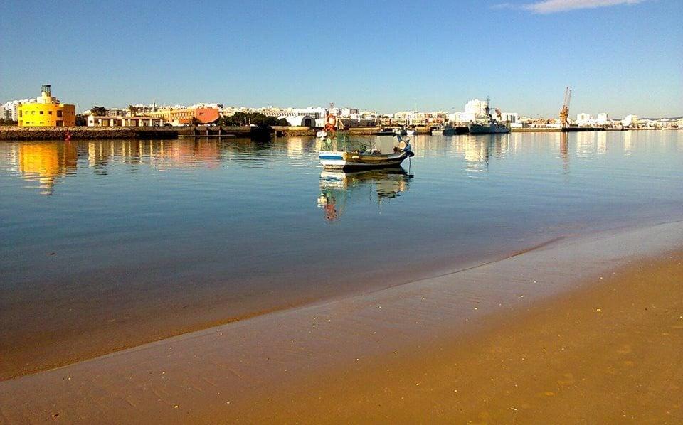 Praia Grande - Ferragudo Beach