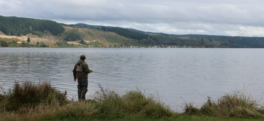 Rotorua Fishing