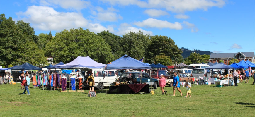 Rotorua Weekly Markets