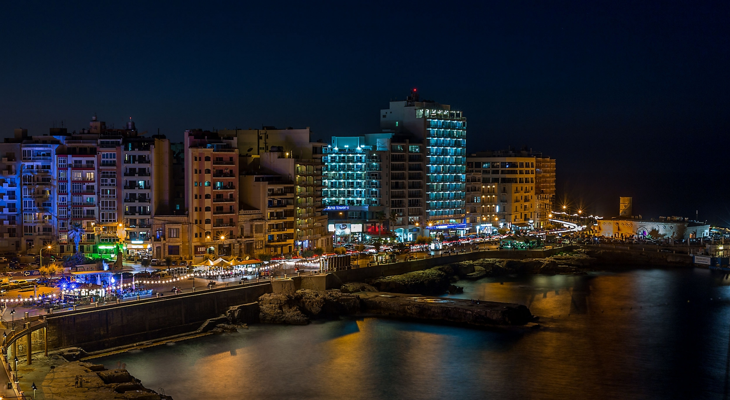 Sliema and St Julian's area