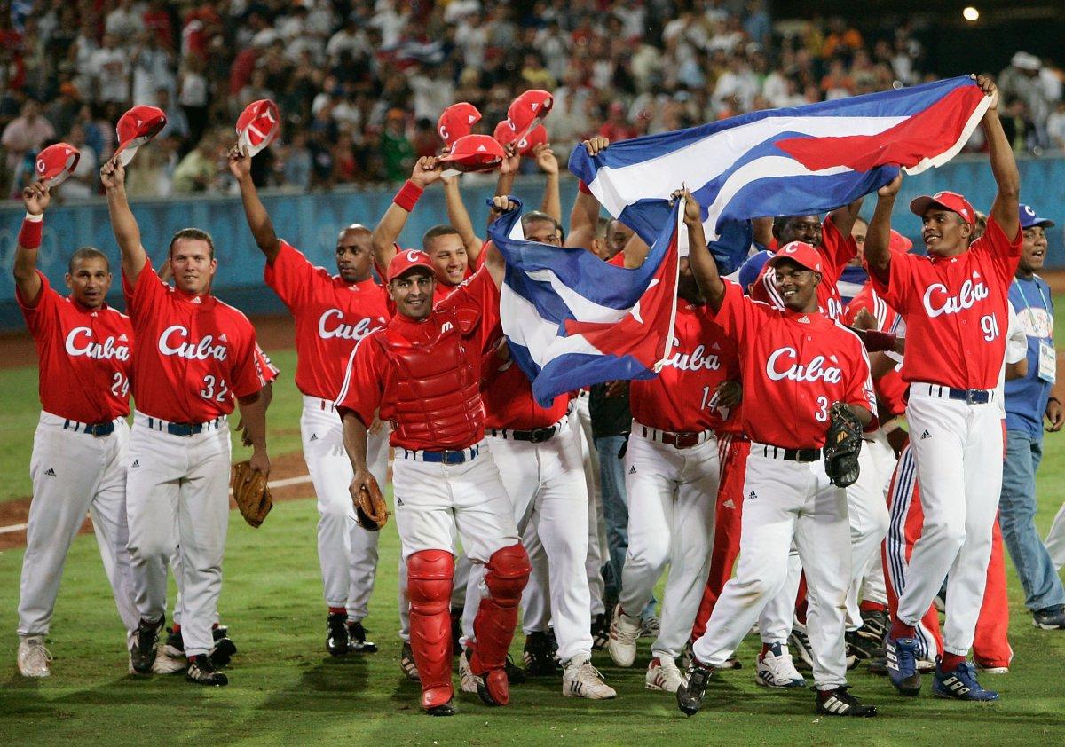 Sports in Cuba
