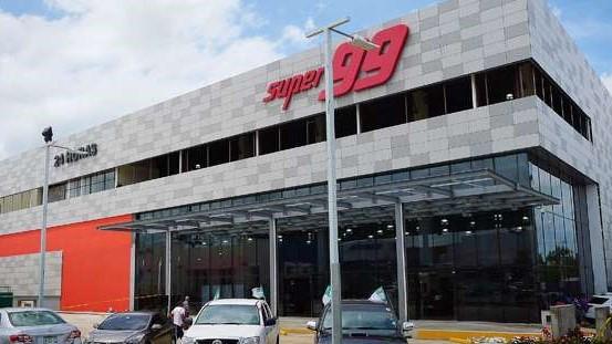 Supermarket Shopping in Panama