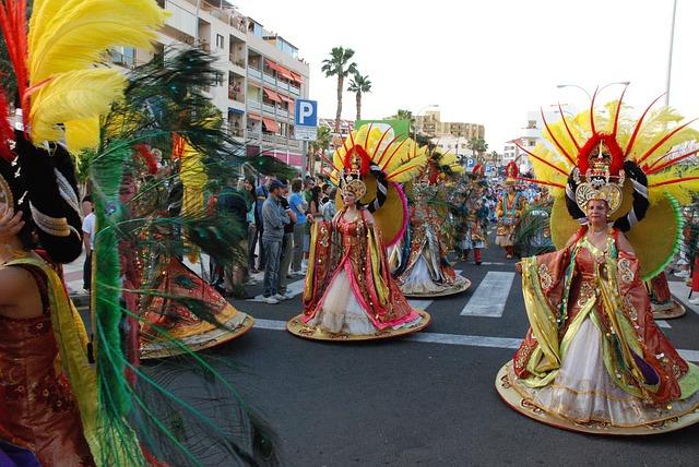 Tenerife Bank Holidays & Fiestas 2019