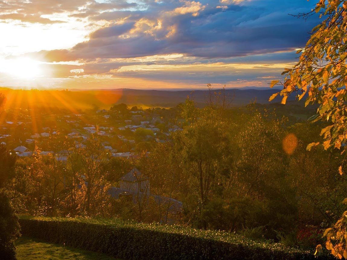 The Healing Waters and Spa Delights of Daylesford and the Macedon Ranges