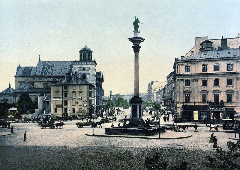 Warsaw Timeline