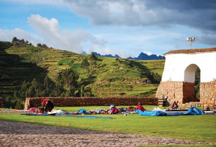 Weather Information from Peru