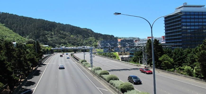 Wellington Driving Distances