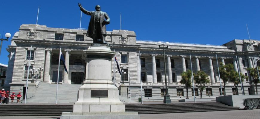 Wellington History