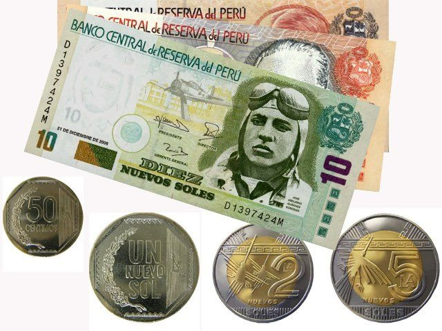 What is the currency in Peru?